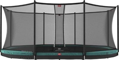In ground trampoline met net Berg Toys