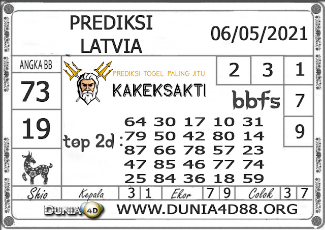 Prediksi Togel LATVIA DUNIA4D 06 MEI 2021