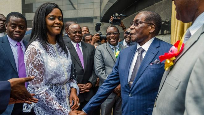 Zimbabwe renames Harare airport after Robert Mugabe