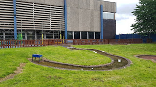 Crazy Golf at Fenton Manor Sports Complex in Stoke