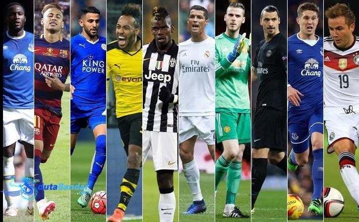 Daftar Perpindahan Pemain di Batas Akhir Bursa Transfer