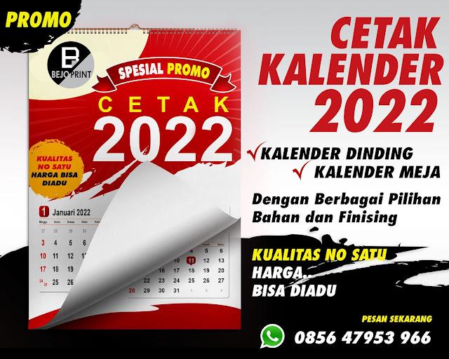 promo cetak kalender 2022