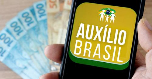 Auxílio Brasil no lugar do Bolsa Família, a partir de Novembro