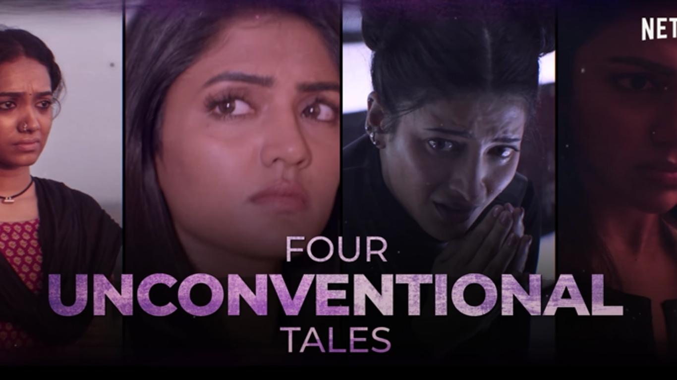 Pitta Kathalu Telugu Official Trailer