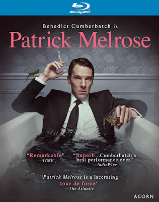 Patrick Melrose Miniseries Bluray
