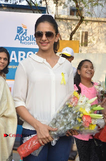 Actress Rakul Preet Singh at Endometriosis Awareness Walk at Apollo Cradle  0035.jpg