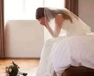 قصة حماتي وزوجي يحضرون معاقا ليأخذ عذريتي كامله