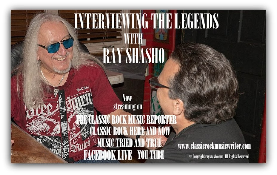 Interviewing The Legends