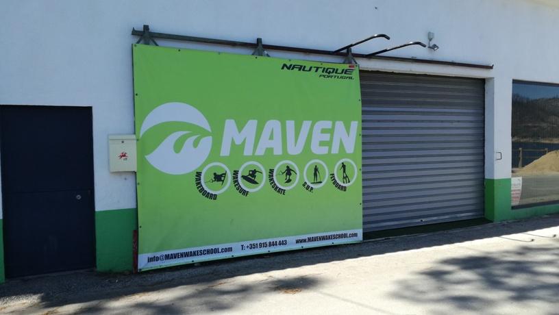 Maven - Desportos náuticos