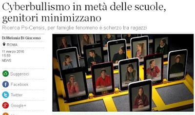 http://www.ansa.it/sito/notizie/politica/2016/03/10/cyberbullismo-in-meta-delle-scuole-genitori-minimizzano_fc013471-2004-49a4-9b49-db196941beef.html