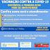 Pessoas com 56 anos ou mais de idade já poderão tomar 1ª dose da vacina contra a Covid-19 em Cristalina Goiás