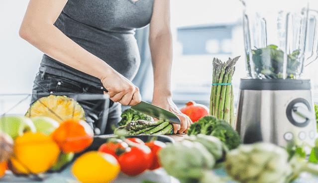 Apakah wanita hamil muda mudah lapar