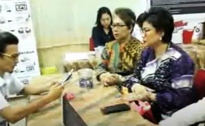 Doktor Maya Rumantir, Khadim HUT GMIM Sion Minut