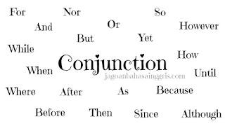 Penjelasan Jenis Conjunction dan Contoh Kalimatnya Penjelasan Jenis Conjunction (Kata Penghubung) dan Contoh Kalimatnya