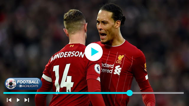Liverpool vs Southampton – Highlights