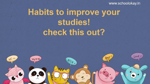 best habits for students