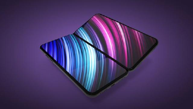 آبل تسجل براءة إختراع لشاشة قابلة للطي يمكنها إصلاح نفسها ذاتيا !