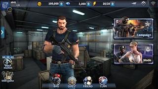 Download Gratis Point Blank Mobile (Unreleased) Mod APK Terbaru Android