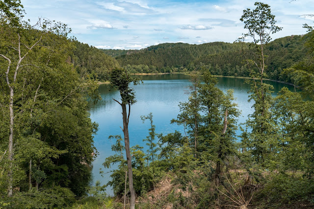 Talsperrenweg Siegburg | Wahnbachtalsperre | Erlebnisweg Sieg | Naturregion Sieg 02