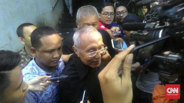 Ajak Revolusi, Politikus Senior Partai Gerindra Dipolisikan