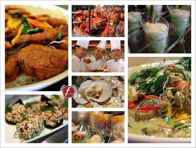 ● Penang Buffet | Shangri-La Rasa Sayang | 国际自助餐之泰北料理