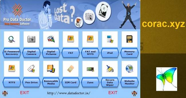 Data Doctor Recovery Full Portable
