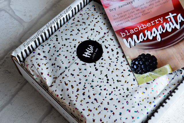 meebox january 2016 blackberry margarita review box