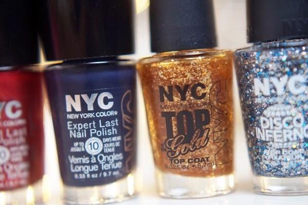 NYC Expert Last Nail Polish & Top Coats review