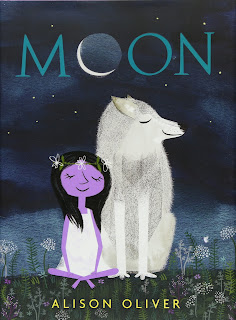 Moon by Alison Oliver