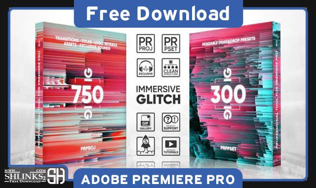 تحميل مجانى حزمة البريمير برو حزمة الانتقالات اكثر 1000 Free Download Premiere Pro Templates