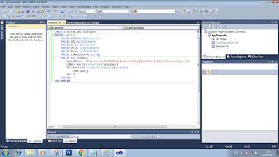 VB .Net - Membuat Form Login Aplikasi Penjualan