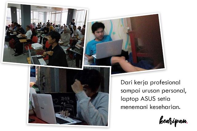 laptop asus kearipan