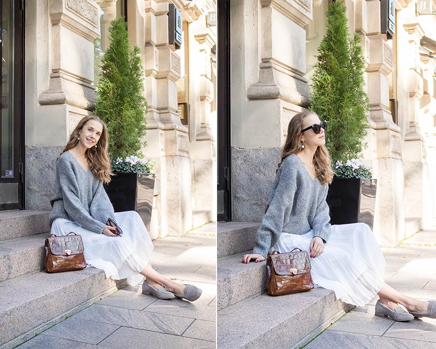 Pariisi-tyylivinkki - How to dress Parisian, style tips