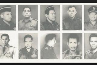 Sejarah Singkat Peristiwa G30S/PKI