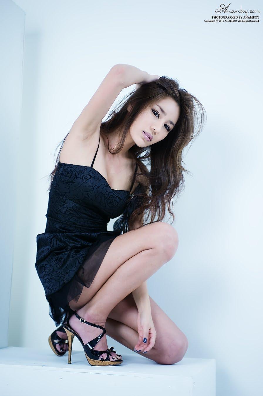 Gorgeous asian beauty queen fucks for supper - 4 1