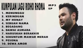 Download Album Nonstop Ridho Rhoma Mp3 Terbaru 2018 Paling Populer,Ridho Rhoma, Dangdut, Lagu Nonstop,