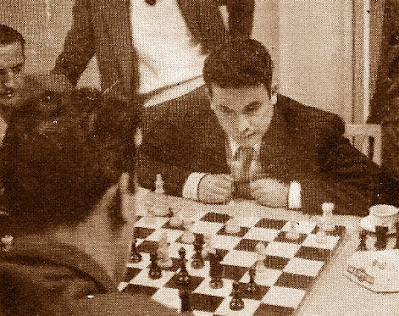El ajedrecista Ramón Cué González