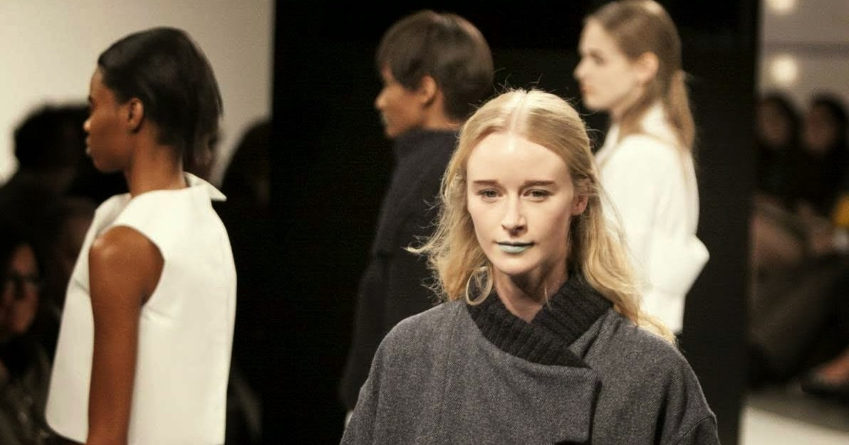 MS. FABULOUS: Pratt Fashion 2014