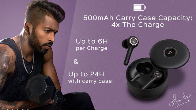 boAt Airdopes 511V2 TWS Ear-Buds   30 hours Battery Backup   Rs 2,999