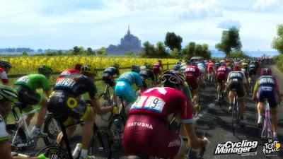 تجربة العبة سباق الدراجات الماراثون