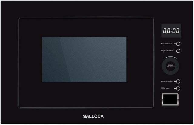 Lò Vi Sóng Malloca MW 927BG ( Kính Đen )