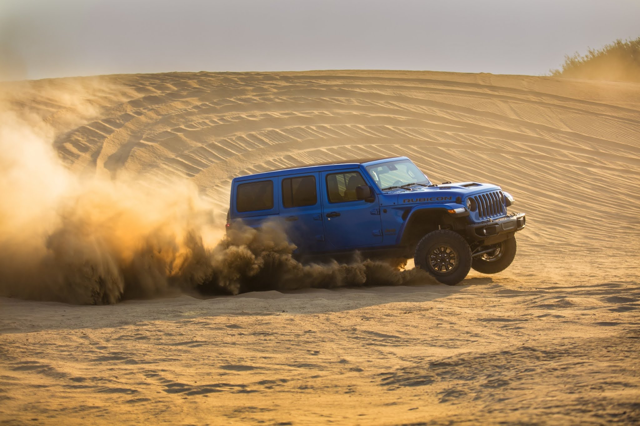 New 2021 Jeep Wrangler Rubicon 392 Combines Legendary 4x4 Capability With 470-horsepower V-8 Engine for the Most Capable Wrangler Yet