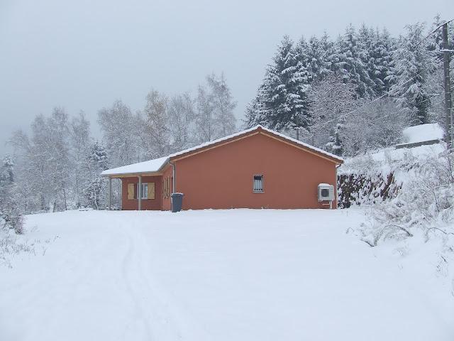 Ma maison au début de son histoire