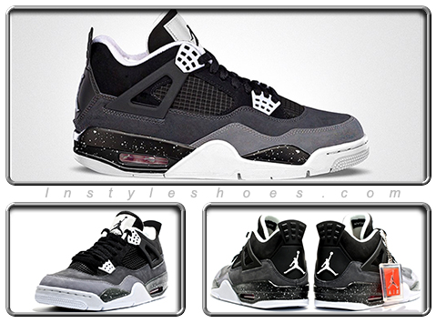 separation shoes e2fd8 d2bd0 Air Jordan 4 Fear Pack Retro (Release Date August 24th) - Instyleshoes