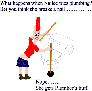 Plumbers Butt