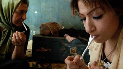 Suppression and Poverty in Iran has Resulted in the Doubling of the Rate of Drug Addictions among Women
