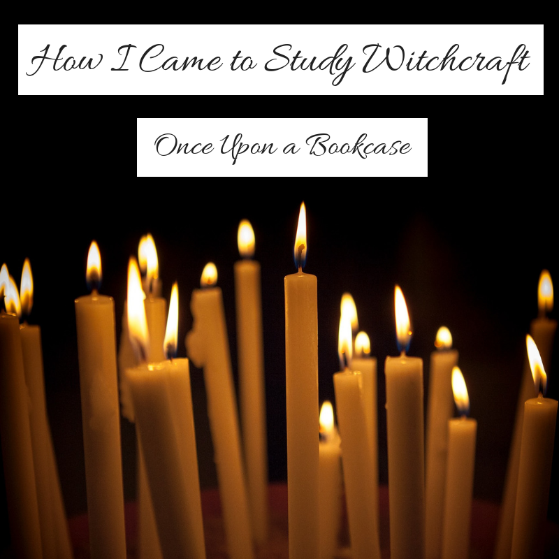 How I Came to Stufy Witchcraft