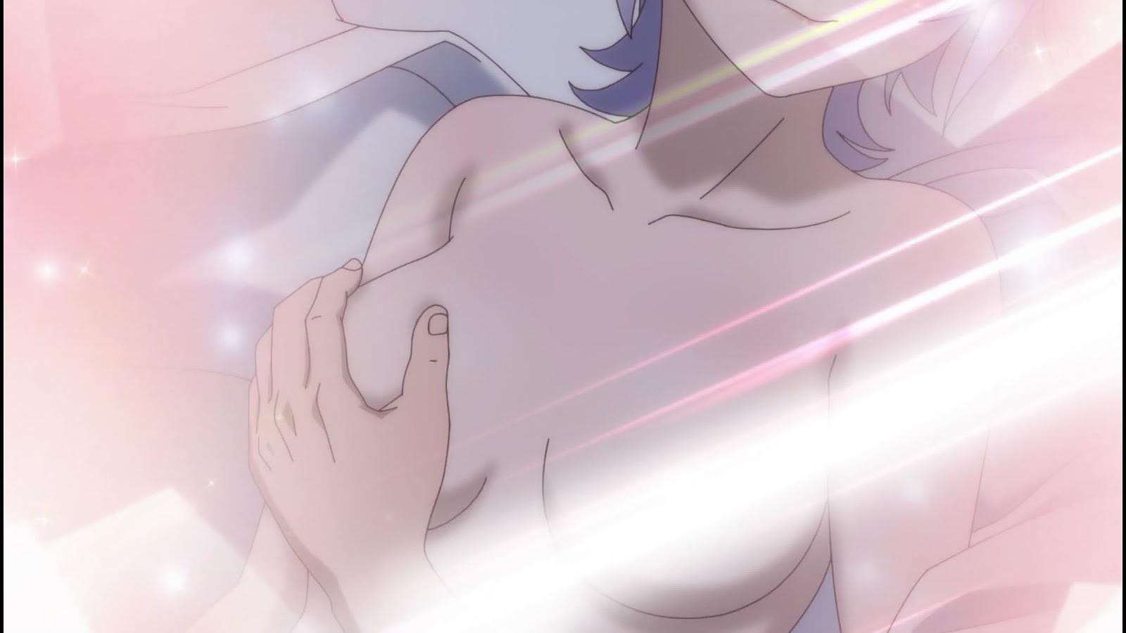 Yuragi Sou no Yuuna-san Episódio 8 - Cenas e gifs