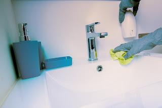 お風呂の掃除
