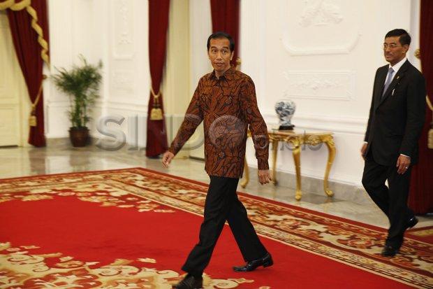 Alasan Jokowi Minta Penyidikan Dua Pimpinan KPK Dihentikan